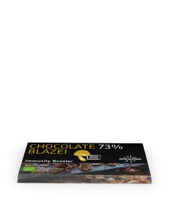 Chocolate negro 73% con Champiñón del sol